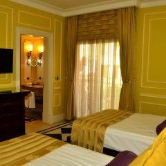 Отель Ali Bey Resort Sorgun - All Inclusive комната для гостей фото 5