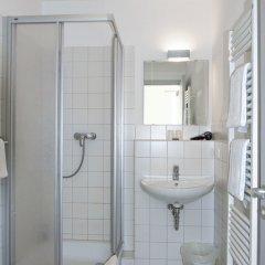Отель Hofgarten 1824 Германия, Дрезден - отзывы, цены и фото номеров - забронировать отель Hofgarten 1824 онлайн ванная