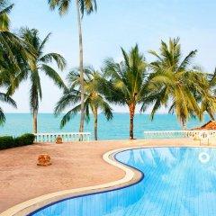 Отель Bungalows @ Bophut Самуи бассейн
