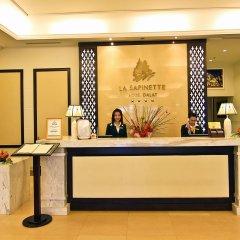 Отель La Sapinette Hotel Вьетнам, Далат - отзывы, цены и фото номеров - забронировать отель La Sapinette Hotel онлайн интерьер отеля фото 3