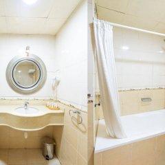 Crystal Plaza Hotel ванная