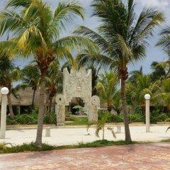 Отель Maya Hotel Residence Мексика, Остров Ольбокс - отзывы, цены и фото номеров - забронировать отель Maya Hotel Residence онлайн пляж