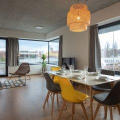 Отель 7 Ruzyně Apartments Чехия, Прага - отзывы, цены и фото номеров - забронировать отель 7 Ruzyně Apartments онлайн комната для гостей фото 3