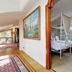 Отель Spanish Steps Terrace Penthouse интерьер отеля