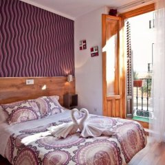Отель Hostal Abel Victoriano Испания, Мадрид - 1 отзыв об отеле, цены и фото номеров - забронировать отель Hostal Abel Victoriano онлайн комната для гостей фото 2