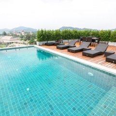 Отель Nida Rooms Naiyang 6 Sakhu бассейн фото 3