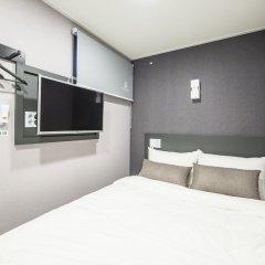 Отель Philstay Myeongdong Metro Южная Корея, Сеул - отзывы, цены и фото номеров - забронировать отель Philstay Myeongdong Metro онлайн комната для гостей фото 4