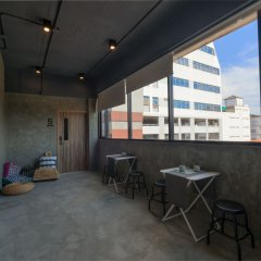 Yor Yak Hostel Бангкок гостиничный бар