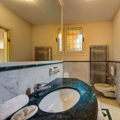 Отель Art Hotel Commercianti Италия, Болонья - отзывы, цены и фото номеров - забронировать отель Art Hotel Commercianti онлайн ванная