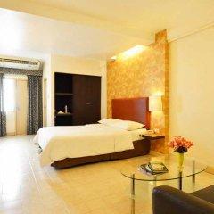Отель Synsiri 2 Ladprao 98/1 Таиланд, Бангкок - отзывы, цены и фото номеров - забронировать отель Synsiri 2 Ladprao 98/1 онлайн комната для гостей фото 3