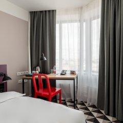AZIMUT Отель Смоленская Москва 4* Номер SMART Standard с двуспальной кроватью