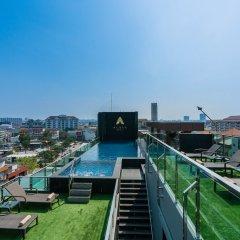 Acqua Hotel балкон
