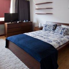 Отель Apartament Złota комната для гостей