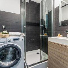 Отель P&O Apartments Niska Польша, Варшава - отзывы, цены и фото номеров - забронировать отель P&O Apartments Niska онлайн ванная
