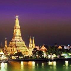 Отель Nana Best Inn Бангкок приотельная территория