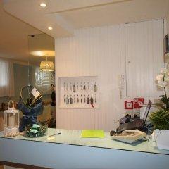 Hotel Belvedere Spiaggia Римини интерьер отеля