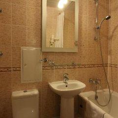 АЗИМУТ Отель Нижний Новгород 4* Стандартный номер с 2 отдельными кроватями фото 7