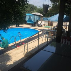 Отель Dardanos Pansiyon Гузеляли бассейн фото 3