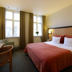 Отель Ascot Hotel Дания, Копенгаген - 1 отзыв об отеле, цены и фото номеров - забронировать отель Ascot Hotel онлайн комната для гостей