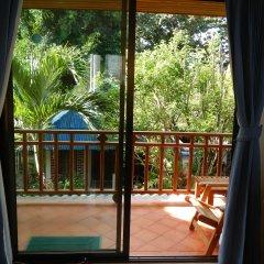 Отель Sunrise Bungalow Таиланд, Самуи - отзывы, цены и фото номеров - забронировать отель Sunrise Bungalow онлайн балкон