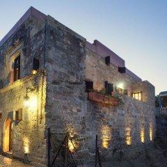 Отель Mystic Hotel - Adults Only Греция, Родос - отзывы, цены и фото номеров - забронировать отель Mystic Hotel - Adults Only онлайн вид на фасад фото 3
