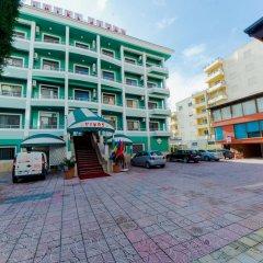 Отель VIVAS Дуррес парковка