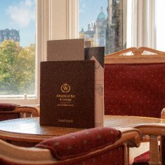 Отель Old Waverley Hotel Великобритания, Эдинбург - отзывы, цены и фото номеров - забронировать отель Old Waverley Hotel онлайн спа