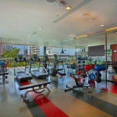 Отель Doubletree By Hilton Sukhumvit Бангкок фитнесс-зал фото 2