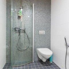 Апартаменты Go Happy Home Apartment Mikonkatu 11 35 Хельсинки ванная
