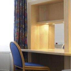Отель IntercityHotel Rostock удобства в номере