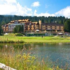 TH Madonna di Campiglio - Golf Hotel Пинцоло приотельная территория фото 2