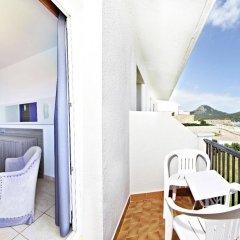 Hotel Mar Azul - Только для взрослых балкон