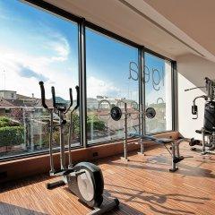 Отель Terme Igea Suisse Италия, Абано-Терме - отзывы, цены и фото номеров - забронировать отель Terme Igea Suisse онлайн фитнесс-зал