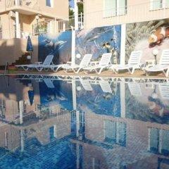 Aquarelle Hotel & Villas бассейн