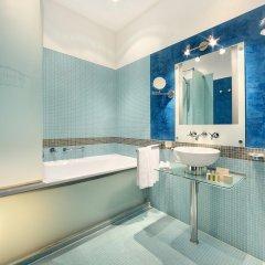 Отель Smetana Hotel Чехия, Прага - отзывы, цены и фото номеров - забронировать отель Smetana Hotel онлайн ванная