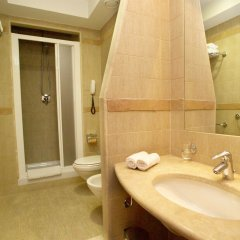 Отель Sunset Roma ванная фото 2