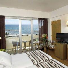 Отель Lordos Beach Кипр, Ларнака - 6 отзывов об отеле, цены и фото номеров - забронировать отель Lordos Beach онлайн комната для гостей