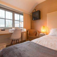 Отель De Rode Haas комната для гостей фото 4