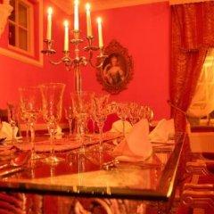 Отель Rezidence Zámeček Чехия, Франтишкови-Лазне - отзывы, цены и фото номеров - забронировать отель Rezidence Zámeček онлайн гостиничный бар