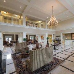 Отель Quality Inn & Suites США, Виксбург - отзывы, цены и фото номеров - забронировать отель Quality Inn & Suites онлайн интерьер отеля фото 2