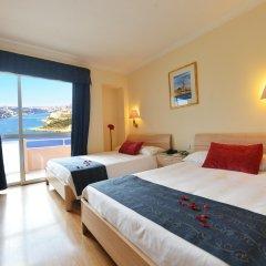Отель Fortina Мальта, Слима - 1 отзыв об отеле, цены и фото номеров - забронировать отель Fortina онлайн комната для гостей фото 5