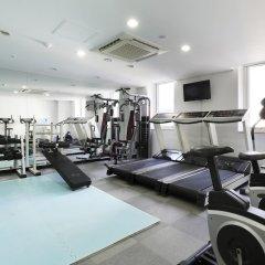 Отель Aventree Jongno Сеул фитнесс-зал фото 2