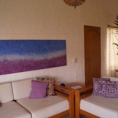 Отель Puerto Vallarta 2br condo Loma del Mar комната для гостей