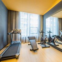 Отель Royal Logoon Hotel - Xiamen Китай, Сямынь - отзывы, цены и фото номеров - забронировать отель Royal Logoon Hotel - Xiamen онлайн фитнесс-зал фото 2