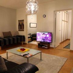 Отель Wonderful Helsinki Apartment Финляндия, Хельсинки - отзывы, цены и фото номеров - забронировать отель Wonderful Helsinki Apartment онлайн комната для гостей фото 5