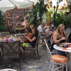 Отель Casa Gabriela Гондурас, Копан-Руинас - отзывы, цены и фото номеров - забронировать отель Casa Gabriela онлайн питание фото 3