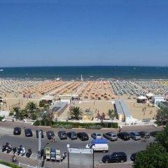 Отель Bel Sogno Римини пляж фото 2