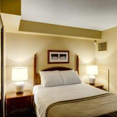 Отель Blue Mountain Resort сейф в номере