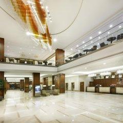 DoubleTree by Hilton Hotel & Conference Centre Warsaw интерьер отеля фото 2