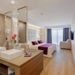 Отель Beverly Park & Spa Испания, Бланес - 10 отзывов об отеле, цены и фото номеров - забронировать отель Beverly Park & Spa онлайн комната для гостей фото 3